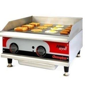 restaurant equipment and supply APW Wyott GGM-24H Gas Griddle