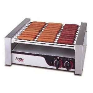 restaurant equipment and supply APW Wyott HRS-31 Roller Grill