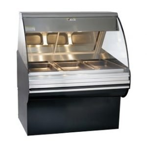 restaurant equipment and supply Alto Shaam HN2SYS-48 Heated Display Case