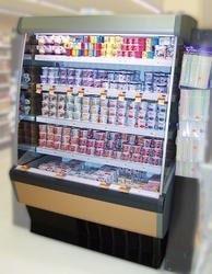 Arneg Vertical Open Refrigerated Merchandiser
