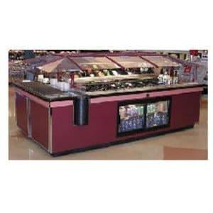 Atlantic Food Bars Merchandisers