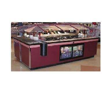 restaurant equipment and supply Atlantic Food Bars Merchandisers