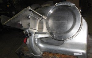 restaurant equipment and supply Commercial Meat Slicers – Used