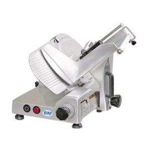 restaurant equipment and supply Biro B300M Gravity Feed Manual Deli Slicer