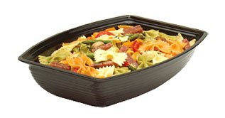 restaurant equipment and supply Camwear Rectangular Ribbed Bowls