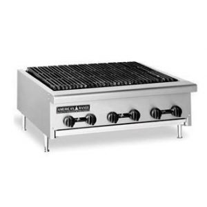 restaurant equipment and supply Cecilware MFSGA-120 Smooth Grill