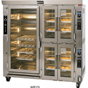 restaurant equipment and supply Doyon JAOP12SLG – Natural Gas – Oven / Proofer