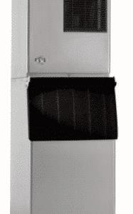 restaurant equipment and supply Hoshizaki – KM350 MAJ Commercial Ice Machine 350LBS Ice Capacity