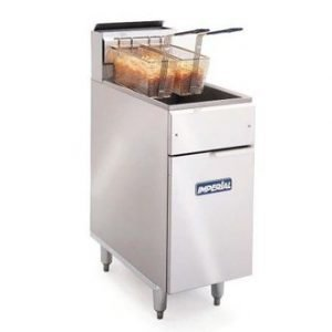 restaurant equipment and supply Imperial IFS-40 Fryer