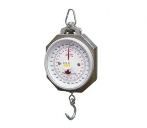 restaurant equipment and supply Kilotech KHS-C360 Industrial Hanging Scale