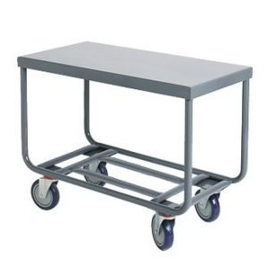 restaurant equipment and supply LT5B Stock Truck with Solid Top