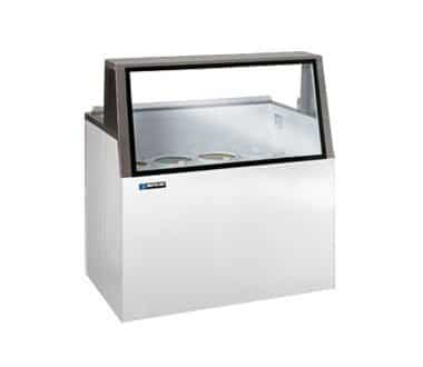 Master Bilt Ice Cream Dipping Display Merchandiser