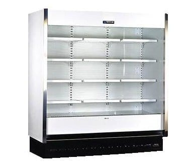 restaurant equipment and supply Master-Bilt Open Display Merchandisers