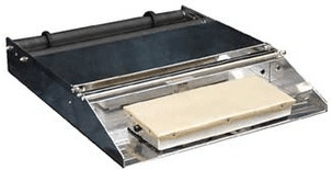 restaurant equipment and supply Heat Seal 625A Overwrapper