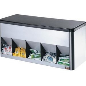 restaurant equipment and supply Server PPO-5 85140 Portion Pack Organizer