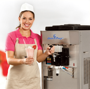 restaurant equipment and supply Ice Cream Machines and Supplies