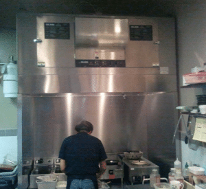 restaurant equipment and supply Ventless Hoods and Fryers