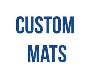 restaurant equipment and supply Custom Mats