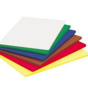 restaurant equipment and supply Cutting Boards 18'' x 12'' x 1/2''