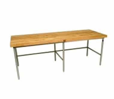 restaurant equipment and supply John Boos Frames & Table Tops