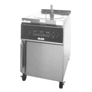 restaurant equipment and supply Giles GEF-400 Electric Fry Kettle Fryer