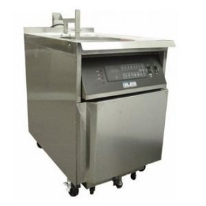 restaurant equipment and supply Giles GGF-400 Gas Fry Kettle Fryer