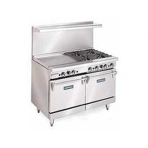 Imperial oven range