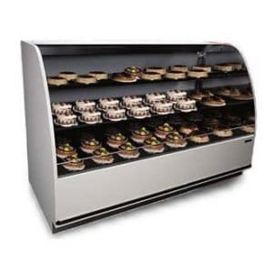restaurant equipment and supply Refcon Bakery Self-Service Case Model #SLEGB