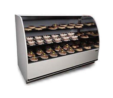 restaurant equipment and supply Refcon Bakery Self-Service Case Model #SLEGB