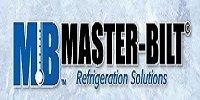 MASTER BUILT BRAND COMMERCIAL DISPLAY COOLER LOGO