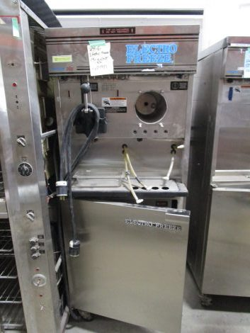 restaurant equipment and supply 15-10 CMT Electro Freeze Ice Cream Machine