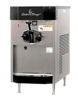 restaurant equipment and supply CS4 Gravity Compact Counter Electro Freeze