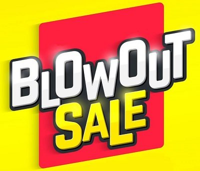 refrigerator year end blowout sale