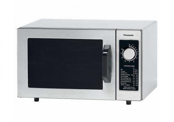 restaurant equipment and supply Panasonic - 1025C Microwave