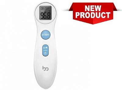 4DET-306-01 Infrared Forehead Thermometer