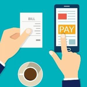 bill payment online